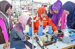 Garmen Industry - Semarang, Indo