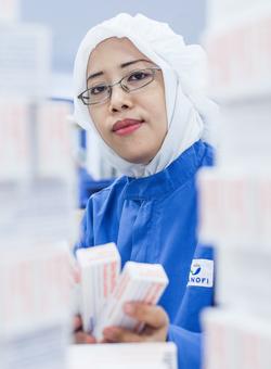 Sanofi Pharmaceutical - Jakarta