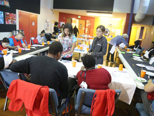 Healthy Living Mural and Theatrical Peformance to Debut Dec. 8