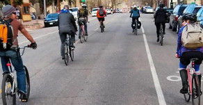Community Transportation Networks Brings High Comfort Bikeways
