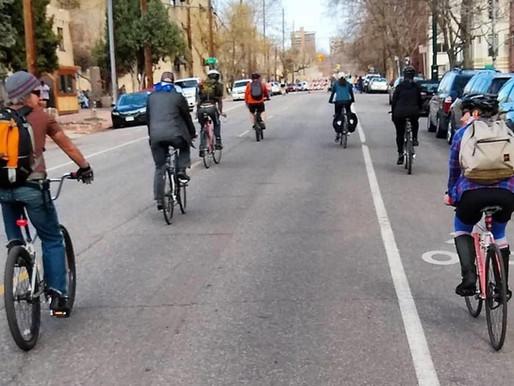 Community Transportation Networks Brings High Comfort Bikeways