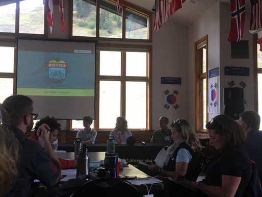 Reflections on the Colorado Bicycle Summit