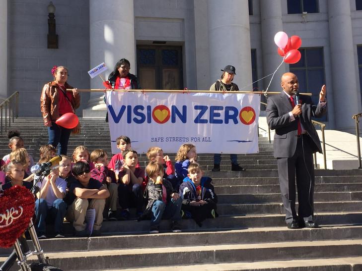 Vision Zero and Mayor Hancock