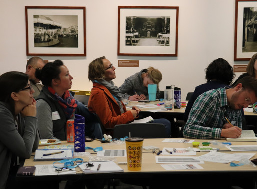 Planning with People First: A Built Environment Workshop