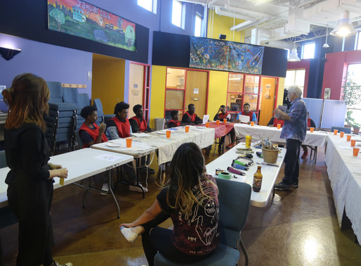 Denver Youth Artists Needed for La Alma Rec Center Project