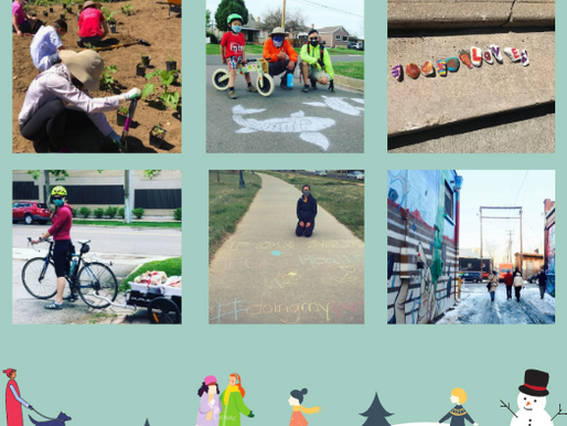 CALC's Winter Micro-Grant: Get Active and Brighten Up Your Community - APPLY BY APRIL 1