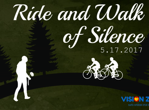 On Your Left (Ride & Walk of Silence)