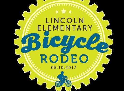 Community Spotlight: Lincoln Elementary Bike Rodeo