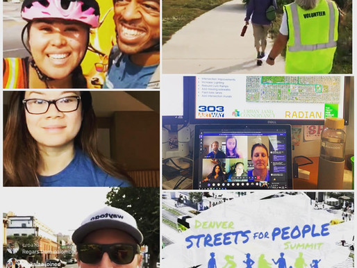 Virtual Conversations at Streets for People Summit