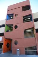 Stairwell Murals at Denver Public Health