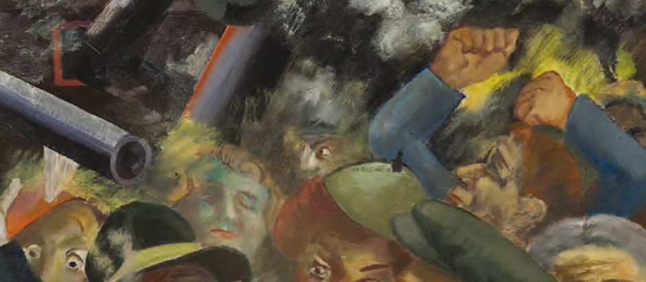Χανς Έριχ Νόσσακ, Η καταστροφή