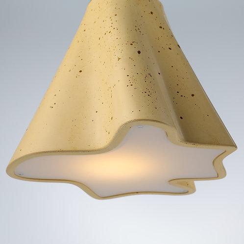 STEM concrete pendant lamp