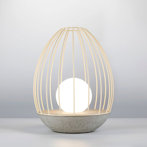 OVA Lights Egg table lamp