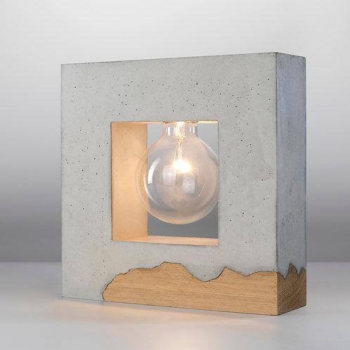 INSCRITO concrete table lamp