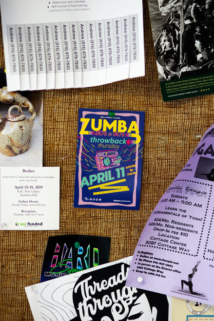 Zumba Throwback Thursday