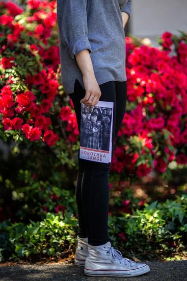 Dorothea Lange Brochure