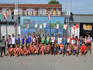 Συμμετοχή της  Εθνικής Ομάδας Κωπηλασίας σε εκπαιδευτικό καμπ της Παγκόσμιας Ομοσπονδίας Κωπηλασίας