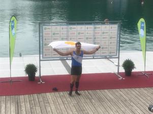 Δύο Χρυσά στο Μπλεντ Σλοβενίας η Εθνική Ομάδα Κωπηλασίας