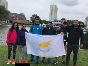 ΔΕΛΤΙΟ ΤΥΠΟΥ: Απολογισμός Συμμετοχής Εθνικής Ομάδας Κωπηλασίας στην  99η   Διεθνή Ρεγκάτα στην Πόλη