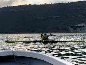 Συμμετοχή της Κυπριακής Ομοσπονδίας Κωπηλασίας  στη 12η Πανελλήνια Συνάντηση Ανάπτυξης Κωπηλασίας στ