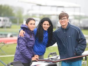 Με δύο αθλητές η Κύπρος σε εκπαιδευτικό καμπ της  Παγκόσμιας Ομοσπονδία Κωπηλασίας  και  στο Ευρωπαϊ