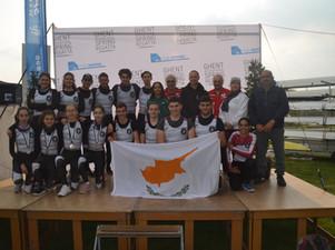 Συμμετοχή του νεοσύστατου Σωματείου και Μέλους μας «Σωματείου  Δρομέων Κύπρου Περικλής Δημητρίου» στ