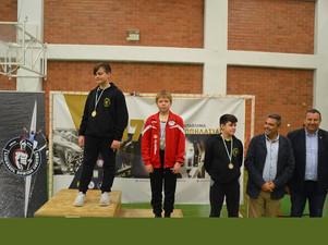 Με τρία Παγκύπρια ρεκόρ  το 17ον Παγκύπριο Πρωτάθλημα Κλειστής Κωπηλασίας