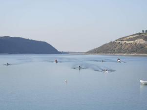 Ολοκληρώθηκε το Παγκύπριο Πρωτάθλημα Κωπηλασίας με τη διεξαγωγή των αγώνων του Β' σκέλους. Πρωταθλητ