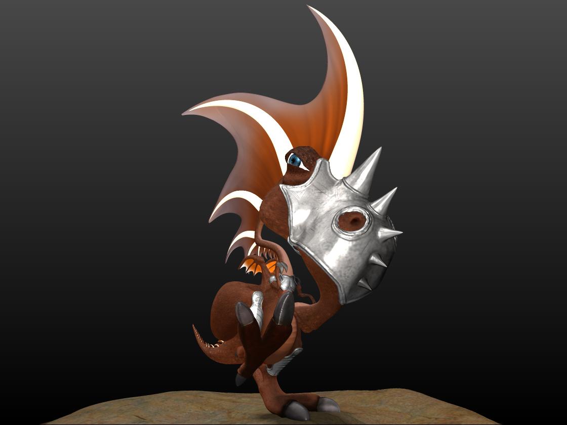 Little Dragon (1)