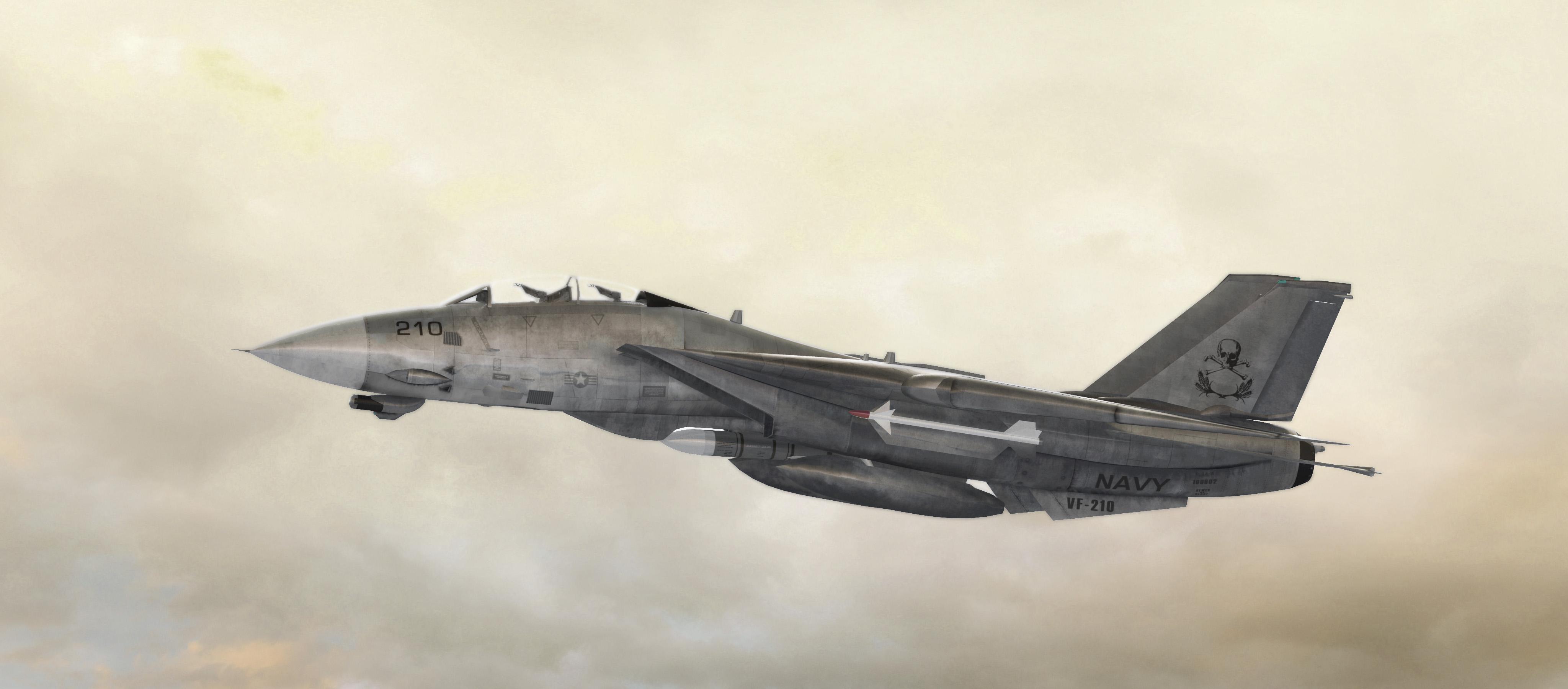 Tomcat F14