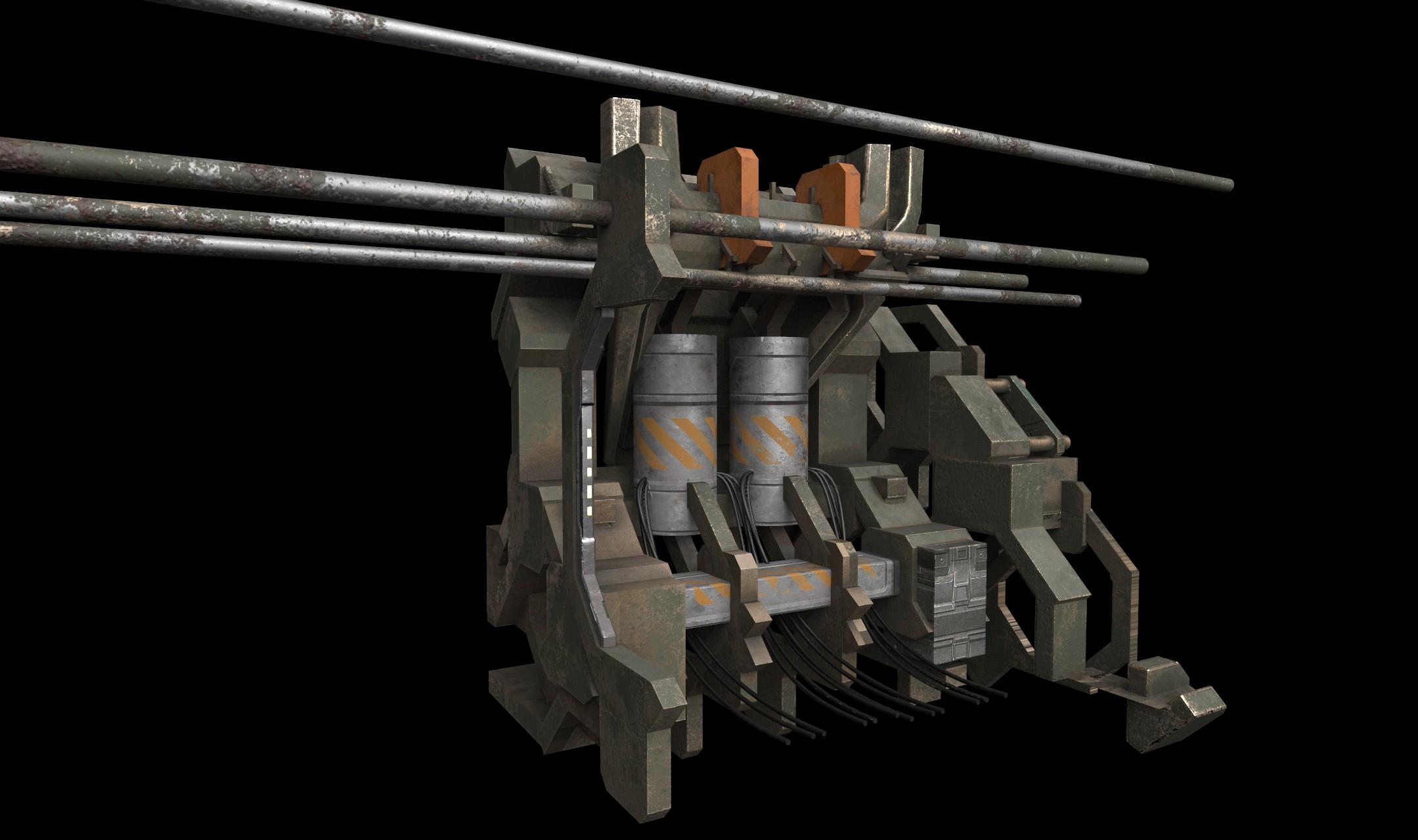 Industriel machine