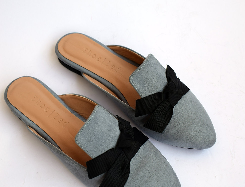 Bow Knot Mules