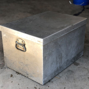 Aluminum Side Box