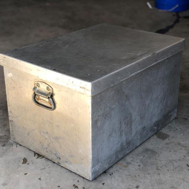 Aluminum Side Box