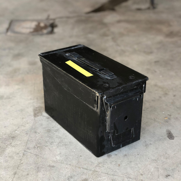 50 Cal Ammo Can