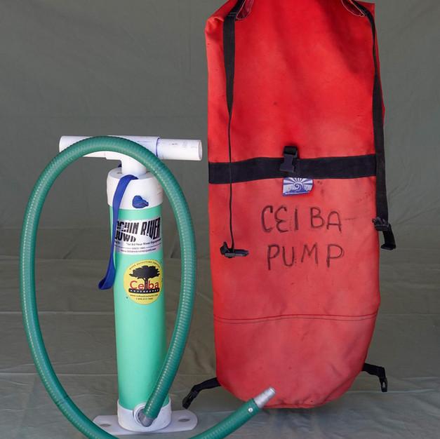 Barrel Air Pump