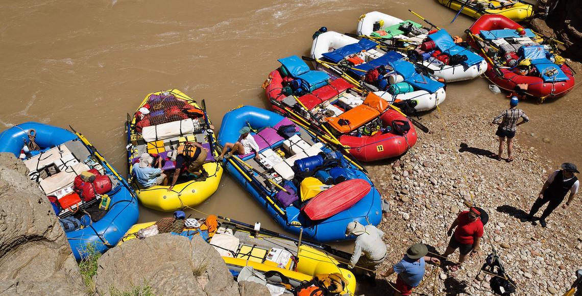 Ceiba Rafts