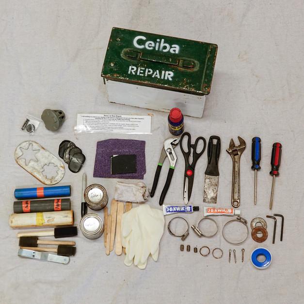 Row Boat repair kit
