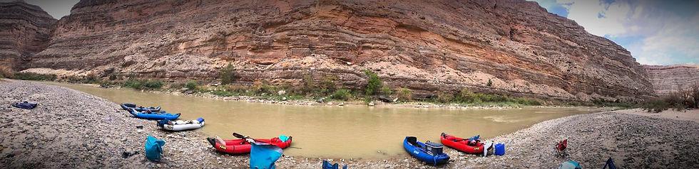 Self Support IK Trip San Juan River