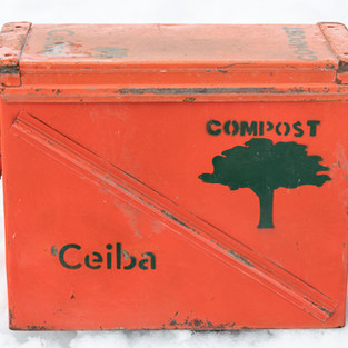 Ceiba Compost Box