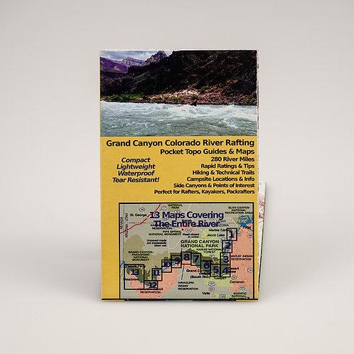 Pocket Topo River Map
