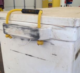 Cooler repair – After