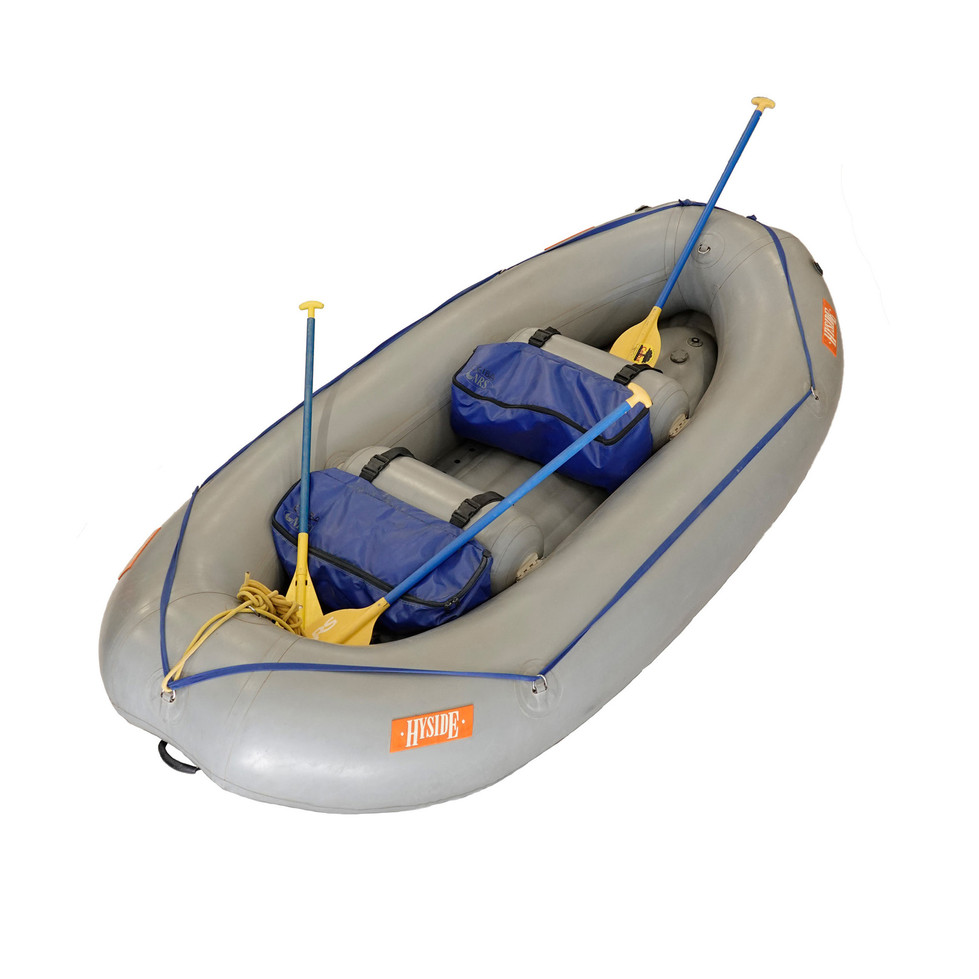 10.5' MiniMax Paddle Boat with Thwart Bags
