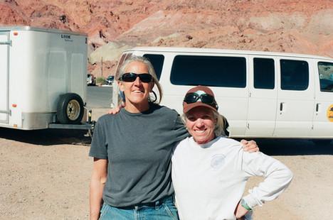 Marilyn& Carolyn