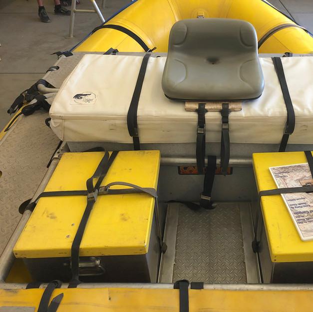 Rowing Seat