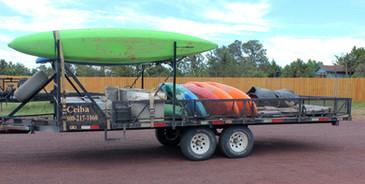 Kayak Transport Trailer