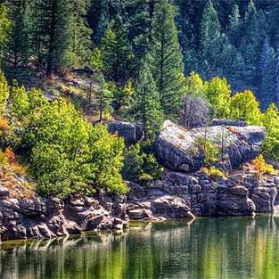 Blue Ridge Reservoir