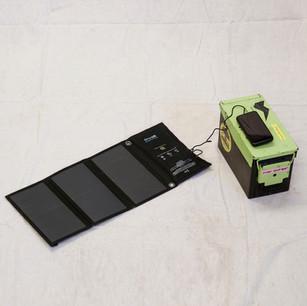 21 Watt Solar Charger