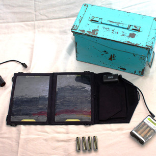 7 Watt Solar Charger