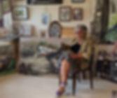 Isabelle Moulis, artiste peintre et photographe de La Rochelle.